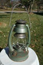 Vintage Gambles Artisan Kerosene Barn Lamp Lantern Usa