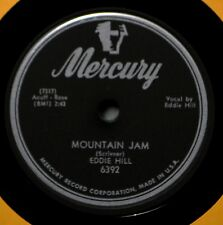 Eddie Hill Mountain Jam 78 NM Country Western Bopper Baby My Heart Plays Great