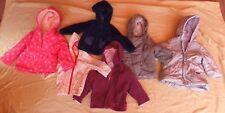 lot de manteaux automne hiver et vestes pour fille de 12 à 36 mois