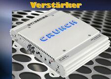 %7b CRUNCH GTi2100 2-Kanal Verstärker 400 Watt Endstufe