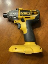 Dewalt DW056, Heavy Duty Impact Driver Cordless Drill BARE TOOL ONLY Works
