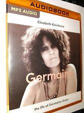 ELIZABETH KLEINHENZ:  GERMAINE THE LIFE OF GERMAINE GREER MP3 UNABRIDGED
