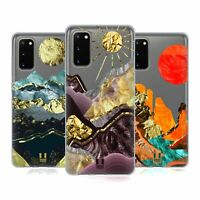 HEAD CASE DESIGNS GOLD LEAF LANDSCAPE ART SOFT GEL CASE FOR SAMSUNG PHONES 1