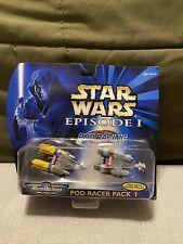 Star Wars Micro Machines Pod Racer Pack 1 0047246665310 Anakin Skywalker