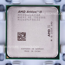 AMD Athlon II X2 260 (ADX260OCK23GM) CPU Processor 533/3.2GHz Socket AM3 100% OK