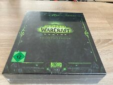 World Of WarCraft: Legion - Collector's Edition (PC/Mac, 2016)