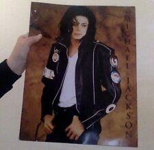 Michael Jackson Dangerous concert world tour book program programme