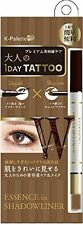 K-Palette 1-Day Tattoo Essence in Shadowliner 02 Brown Black x Camel Brown