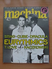 MACHINA 11/99 EURYTHMICS,Rammstein,Apollo Four Forty,Can,David Bowie,Sting