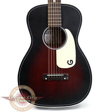 Gretsch G9500 Jim Dandy Brown Sunburst Flat Top Vintage Style Parlor Acoustic