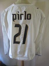 Italy 2006 Away Football Shirt LS Pirlo 21 /34440
