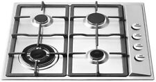 RambleWood Green Gc4-50N, 4 Burner Natural Gas Cooktop