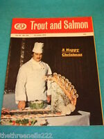 TROUT AND SALMON - DEC 1974 VOL 20 # 234