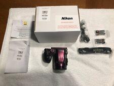 Nikon COOLPIX B500 16.0-Megapixel Digital Camera -Plum ✔Wi-Fi ✔Full HD ✔40X Zoom