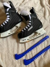 Bauer Nexus 4000 Ice Hockey Skates Size 5R (Size 6) Great used Condition.
