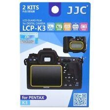 1 film protecteur pour appareil photo et caméscope Pentax