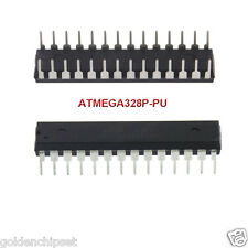 100pcs/lot New ATMEGA328P-PU ATMEL ATMEGA328P PU Microcontroller IC DIP-28