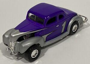 "Ertl #1 1940 Modified Coupe Trane ""T"" 1/25 Diecast Bank"