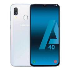 SAMSUNG GALAXY A40 64GB+4GB RAM SMARTPHONE TELEFONO MOVIL LIBRE BLANCO 4G A405