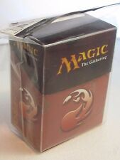 MOUNTAIN MANA RED DECK BOX ULTRA PRO DECK BOX FOR MTG POKEMON CARDS