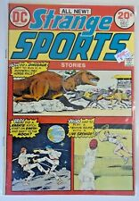 *Strange Sports v1 (1973) #2-5 (4 books) Graded=$22