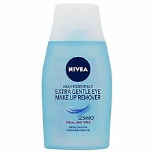 Nivea Daily Essentials Extra Gentle Eye Make-Up Remover All Skin Types -125 ml