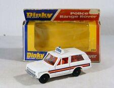 Dinky Toys Gb 254 Police Range Rover jamais joué en boîte 1/43