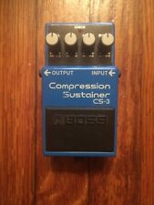 Boss CS-3 compression/sustain Pedal. #1
