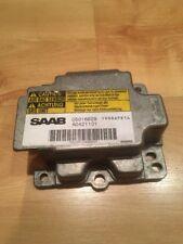 Saab 9-3 Airbag Ecu P/n 05016829