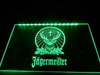 Jagermeister Led Neon Light Sign Bar Party Club Sport Pub Advertise Home Decor