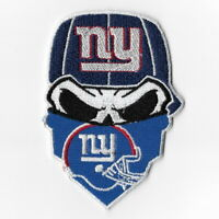 New York Giants (f) Iron on Patch Embroidered Football Patches