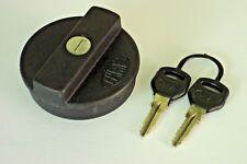 Fiat Locking Fuel Gas Cap 124 X1/9 Spider Strada Lancia Beta Delta FAST SHIPPING