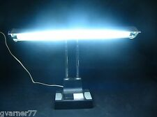 Vintage Mid Century Desk Lamp Hamilton Industries H-501 Portable Flourescent
