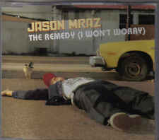 Jason Mraz-The Remedy cd maxi single