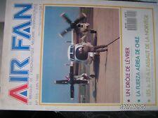 **e Air Fan n°115 Les JU 52 à l'assaut de la Norvège / Fuerza Aerea de Chile