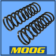 Set/Pair Rear Coil Springs MOOG For FORD Focus 2012-14 S SE Expedited