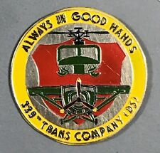 Vietnam War Us Army 339th Transportation Co Beer Can Dui Di Pb Made in Vietnam