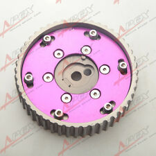 New Cam Pulley Timing Gear Wheel For BMW 318 E30 E36 Automotive Aluminum Purple