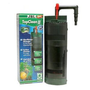 JBL TopClean ll Oberflächenabsauger Skimmer für Aquarienfilter alle Wasserarten