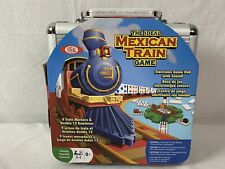 2015 Ideal Mexican Train Game in Carrying Case