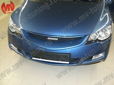 Front Grill Mugen Style for Acura CSX prefacelift 2006, 2007, 2008