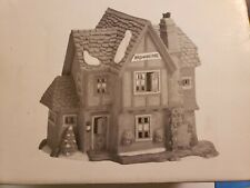 New Dept 56 Dickens Village - Browning Cottage 58246 Retired 1997