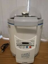 New listing Dak Turbo BakerIv Bread Maker Machine works great with printed manual Look nice