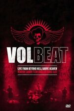 "VOLBEAT ""LIVE FROM BEYOND HELL/ABOVE HEAVEN""BLU-RAY NEW+"
