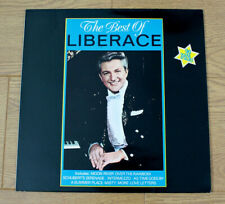 The Best Of Liberace 1966 Album Record LP Vinyl