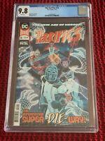 The Terrifics # 16 CGC 9.8 NM/M - Yang/Segovia - DC Comics - Plastic Man