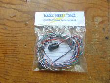 LANDING LIGHTS FOR SCALE FUSELAGES ETC (5 LEDS) C/W INSTRUCTIONS