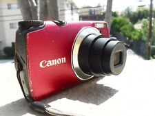 CANON POWERSHOT A3300 16mp 5x ZOOM WITH CHARGER - WORKING GREAT