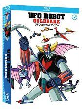 Ufo Robot GOLDRAKE N. 2 (4 Blu-ray) Yamato Video