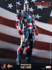Hot Toys Iron Man 3 Iron Patriot DIE CAST MMS195 D01 Don Cheadle